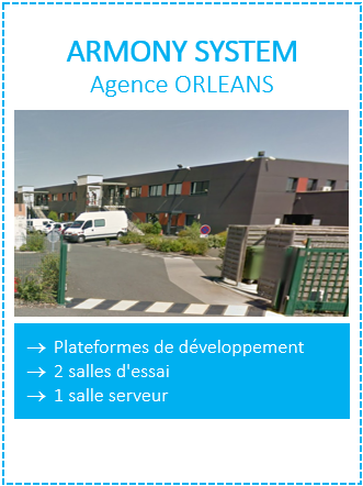 ARMONY SYSTEM ORLEANS